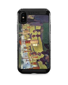 Sunday Afternoon on the Island of La Grande Jatte iPhone X Cargo Case