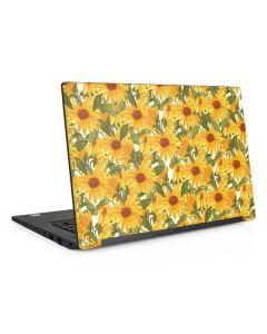 Sunflowers Dell Latitude Skin