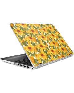 Sunflowers HP Pavilion Skin