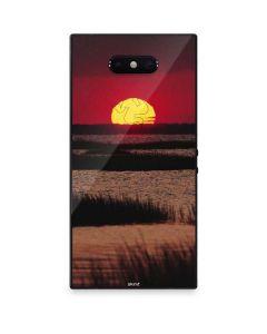 Sunset Over A Chincoteague Island Marsh - Virginia Razer Phone 2 Skin