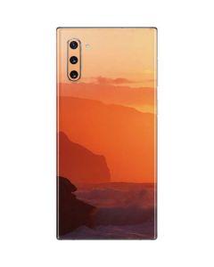 Sunset Surf Galaxy Note 10 Skin