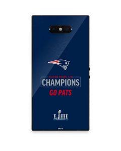 Super Bowl LIII Champions Go Pats Razer Phone 2 Skin