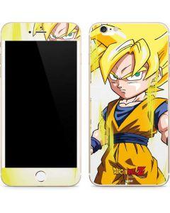 Super Saiyan iPhone 6/6s Plus Skin