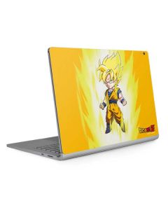 Super Saiyan Surface Book 2 13.5in Skin