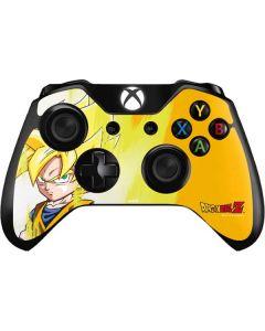 Super Saiyan Xbox One Controller Skin