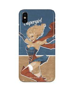 Supergirl iPhone X Lite Case