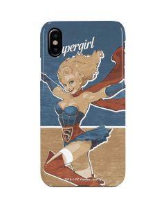 Supergirl iPhone XS Lite Case