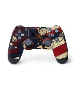 Superman American Flag PS4 Pro/Slim Controller Skin