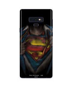 Superman Chalk Galaxy Note 9 Skin