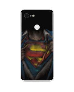 Superman Chalk Google Pixel 3 Skin