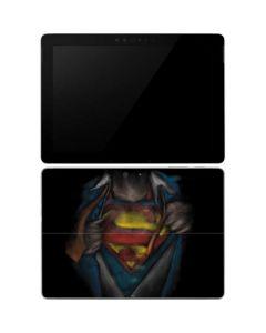 Superman Chalk Surface Go Skin