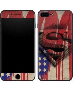 Superman Crest iPhone 7 Plus Skin