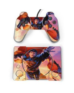 Superman Daily Planet PlayStation Classic Bundle Skin