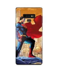 Superman Galaxy Note 9 Skin