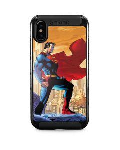 Superman iPhone XS Max Cargo Case
