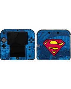 Superman Logo 2DS Skin