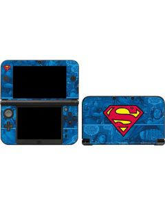 Superman Logo 3DS XL 2015 Skin