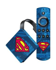 Superman Logo Amazon Fire TV Skin