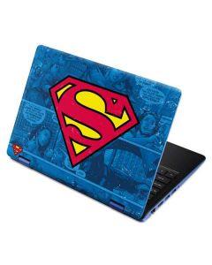 Superman Logo Aspire R11 11.6in Skin