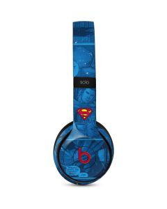 Superman Logo Beats Solo 3 Wireless Skin