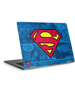 Superman Logo HP Elitebook Skin