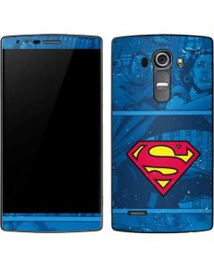 Superman Logo G4 Skin