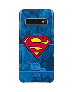 Superman Logo Galaxy S10 Lite Case