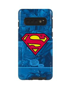 Superman Logo Galaxy S10 Pro Case