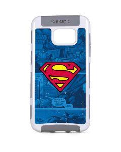 Superman Logo Galaxy S7 Edge Cargo Case