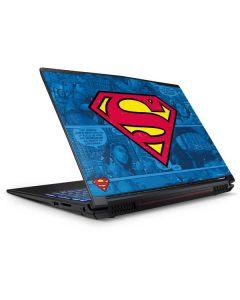 Superman Logo GP62X Leopard Gaming Laptop Skin