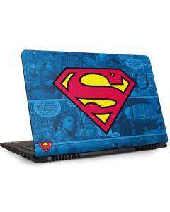 Superman Logo Dell Inspiron Skin