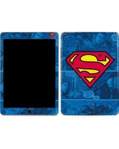 Superman Logo Apple iPad Air Skin
