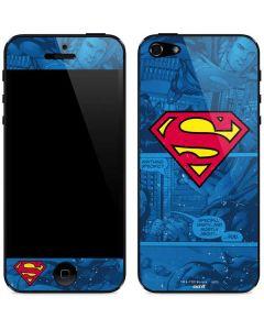 Superman Logo iPhone 5/5s/SE Skin