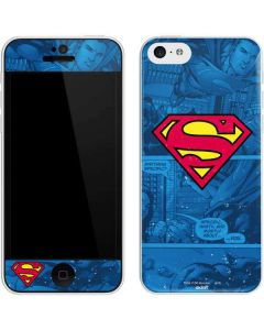 Superman Logo iPhone 5c Skin