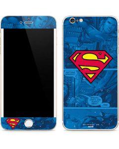 Superman Logo iPhone 6/6s Plus Skin