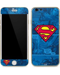 Superman Logo iPhone 6/6s Skin