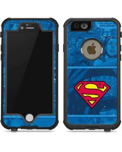 Superman Logo iPhone 6/6s Waterproof Case