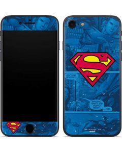 Superman Logo iPhone 7 Skin