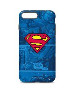 Superman Logo iPhone 8 Plus Pro Case