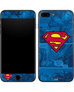 Superman Logo iPhone 8 Plus Skin