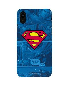 Superman Logo iPhone XR Lite Case