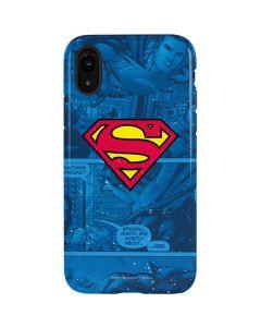 Superman Logo iPhone XR Pro Case