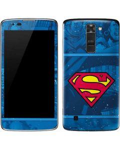 Superman Logo K7/Tribute 5 Skin