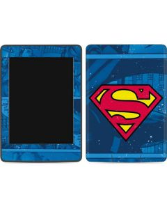 Superman Logo Amazon Kindle Skin
