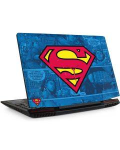 Superman Logo Legion Y720 Skin