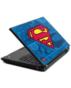 Superman Logo Lenovo T420 Skin