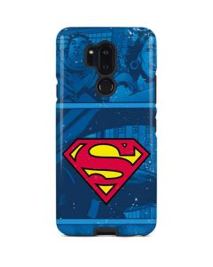 Superman Logo LG G7 ThinQ Pro Case