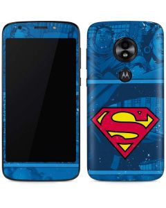 Superman Logo Moto E5 Play Skin