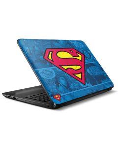 Superman Logo HP Notebook Skin