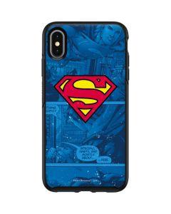 Superman Logo Otterbox Symmetry iPhone Skin